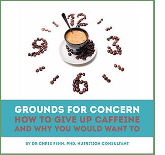 caffeine book - cover with frame2
